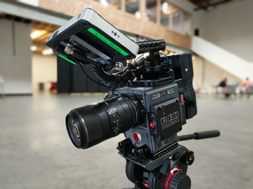 Rent: RED Scarlet-W  5k