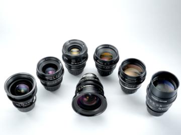 Rent: TEMP Canon K-35 5-lens set TEMP