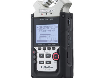 Rent: Zoom H4n Pro