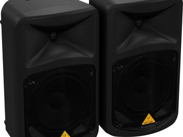 Rent: Behringer Europort EPS500MP3 Portable PA System