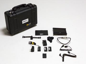 "Rent: 7"" HDMI Monitor - MeticaFM 7 HDMI+SDI Plus"