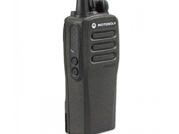 Rent: Motorola CP200d Walkie Talkie