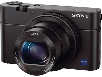 Rent: Sony Cyber‑Shot DSC‑RX100 III