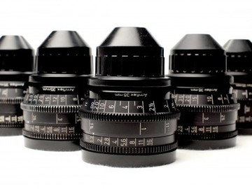 Rent: Zeiss Super Speed Prime lenses