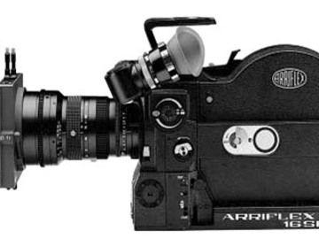 Super 16mm Arriflex Camera with 2 magazines