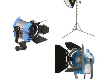 Rent: Interview 3-Light Kit