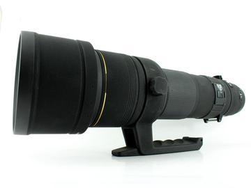 Rent: Sigma 500mm f/4.5 EX APO HSM, Canon EF Fit
