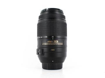 Rent: Nikon AF-S 55-300mm f/4.5-5.6 G VR DX
