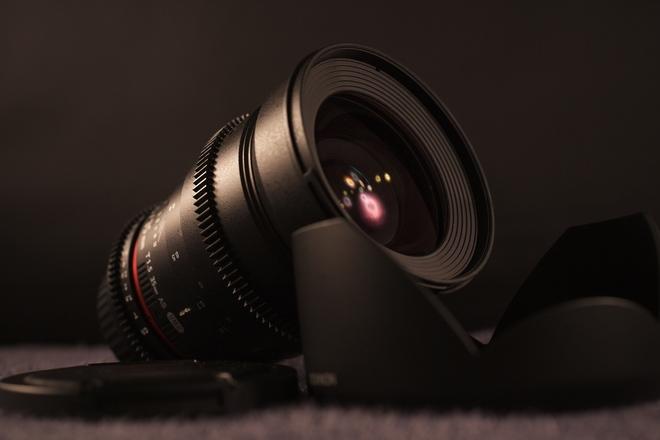 Rokinon 35mm Cine Lens
