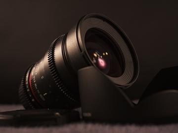 Rent: Rokinon 35mm Cine Lens