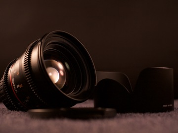 Rent: Rokinon 50mm Cine Lens