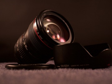 Rent: Canon 24-105 f/4.0 L Series