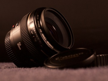 Rent: Canon 50mm f/1.4
