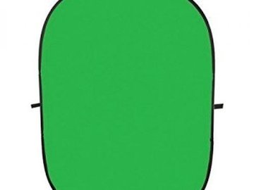 Rent: Impact 5x7 Collapsible Green Screen