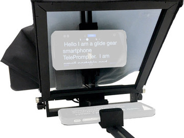 Rent: Glide Gear TMP 50 Adjustable Smartphone Mini Teleprompter