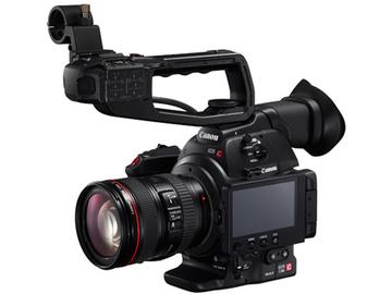 Rent: Canon c100 Mark ll