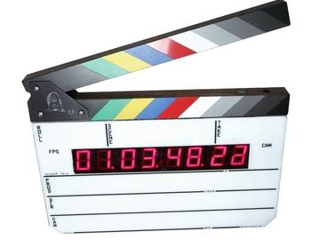 Rent: Denecke TS-3 Time Code Slate