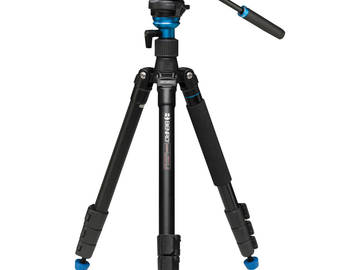 Rent: Benro Aero 4 Travel Angel Video Tripod