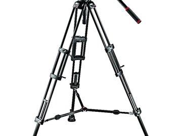 Rent: Manfrotto 509HD w/ 545B Tripod Legs