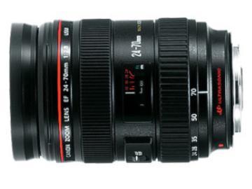 Rent: Canon 24-70mm L Series Lens