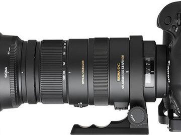 Rent: Sigma 120-400mm F4.5-5.6 APO DG OS