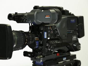 Rent: Sony HDCamPDW F800 Camera Pkg