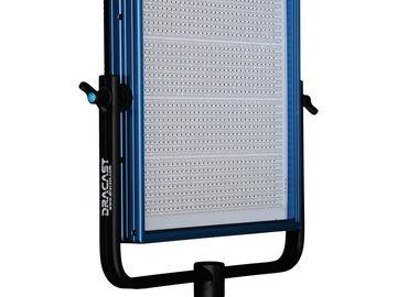 Rent: Dracast 1000 PRO 1x1 LED - Daylight