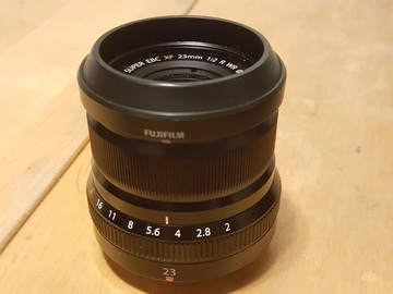 Rent: Fujifilm XF 23mm f/2 R WR Lens