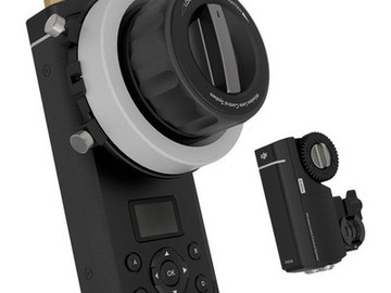 Rent: DJI Focus Wireless Follow Focus System