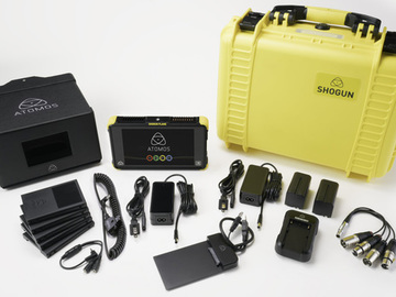 Rent: Atomos Shogun Flame Kit