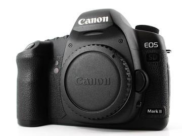 Rent: Canon EOS 5D II