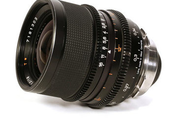 Rent: Zeiss Superspeed MKII 18mm T1.3