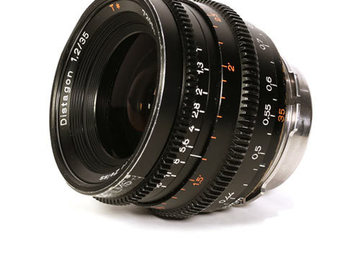 Rent: Zeiss Superspeed MKII 35mm T1.3