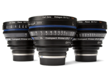 Rent: ZEISS Compact Prime EF Mount Set