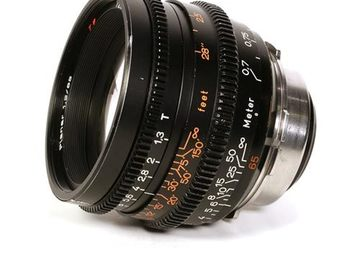 Rent: Zeiss Superspeed MKII 65mm T1.3