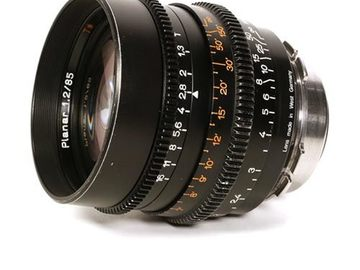 Rent: Zeiss Superspeed MKII 85mm T1.3
