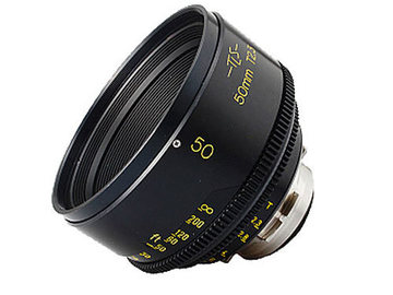 Rent: Cooke Speed Panchro 50mm S2 T2.3
