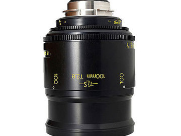 Rent: Cooke Speed Panchro 100mm S2 T2.8