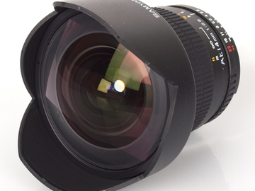 Rent: 14mm f2.8 canon mount