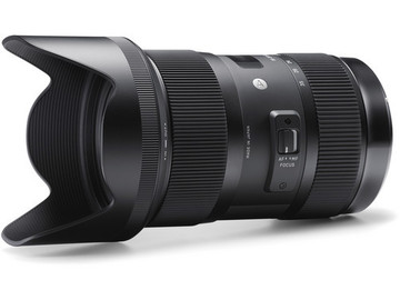 Rent: Sigma 18-35mm f/1.8 DC HSM EF Art Lens for Canon