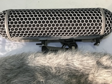 Rent: Rode Blimp Windshield and Rycote Shock Mount