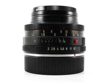 Rent: Leica 50mm f/2 Summicron-R (11228)