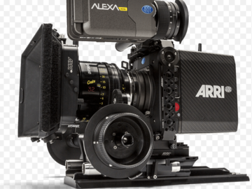Rent: ALEXA Mini Package, Shoulder Mount