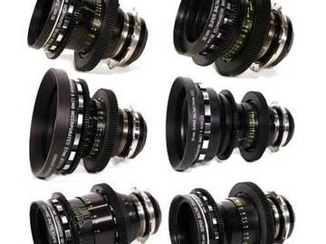 Bausch & Lomb Super Baltar 6x Lens Set
