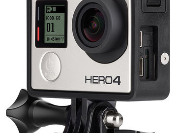 Rent: Gopro 4 Black Edition