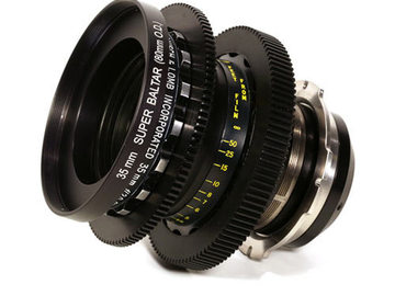 Rent: Bausch & Lomb Super Baltar 35mm T2.3