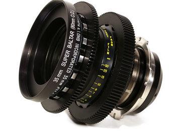 Rent: Bausch & Lomb Super Baltar 35mm T2.3