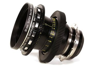 Rent: Bausch & Lomb Super Baltar 50mm T2.3