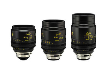 Rent: Cooke Mini S4/i 3x Lens Set