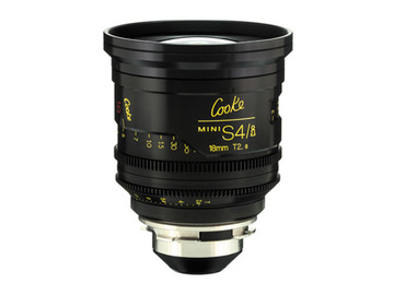 Rent: Cooke Mini S4/i 18mm T2.8